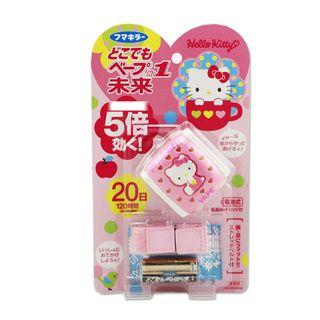 日本VAPE 未來 Hello Kitty 電子驅蚊手錶