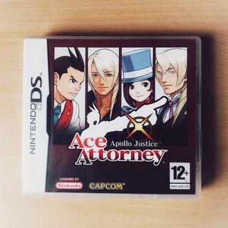 🚚 Ace Attorney: Apollo Justice