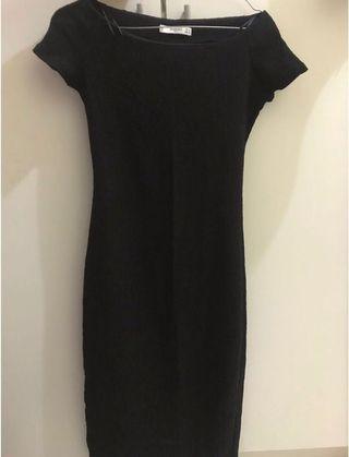 #BAPAU Black Dress Mango