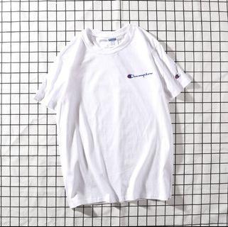 Instock White Champion Shirt