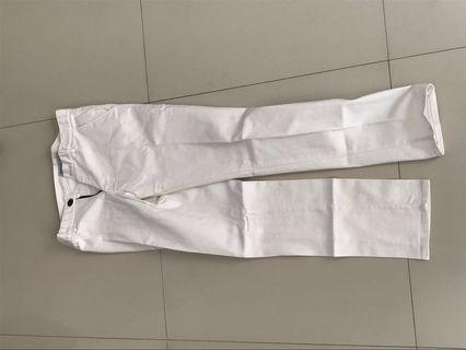Celana putih chino