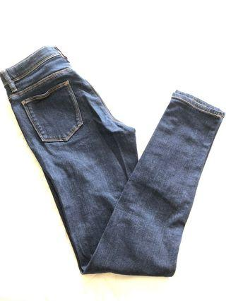 🚚 Girls Denim Jeans (Uniqlo)