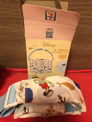7-11 Disney 旅行帶 小木偶