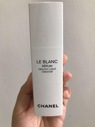 Chanel Le Blanc Serum Healthy Light Creator