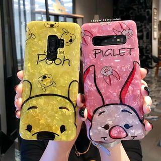 Pooh Piglet Samsung S10 Plus / Oppo R17 / Vivo x21 casing