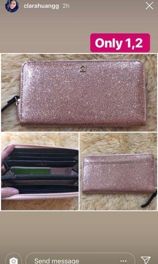 Kate spade dompet / wallet