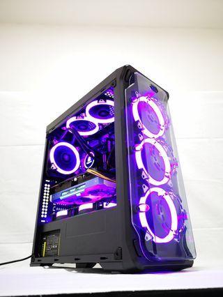 i7 Gaming Desktop PC / GTX 1060 / GTX 1070 / GTX 1080 / RTX 2070