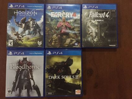 ps4 games bundle | K-Wave | Carousell Philippines