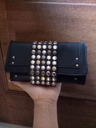 Dompet Tres full kulit asli (like new)