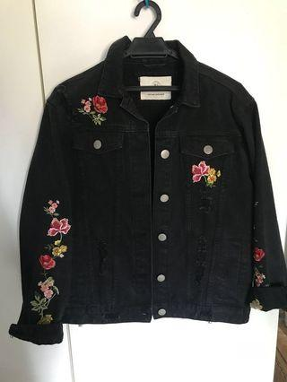 Cotton On Embroidery Jacket