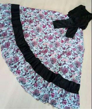 #mauvivo Preloved Dress Faaliza size m