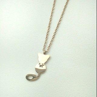 🚚 可愛貓咪項鍊