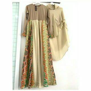 #mauvivo New khimar velope by Hijab Kayunie