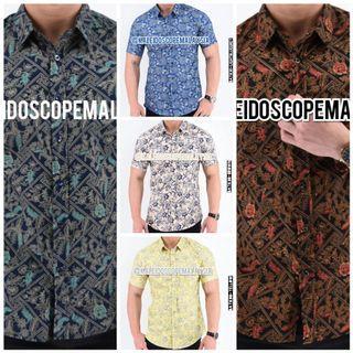 Men's Batik Shirt