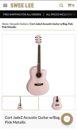 Cort Jade 2 Guitar (Acoustic)
