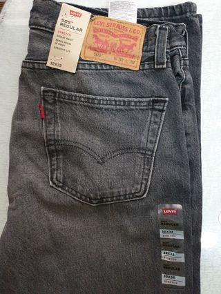New Authentic Made in Mexico Levi's 505 Jeans