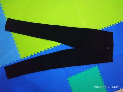 Celana HW SBK black size 27