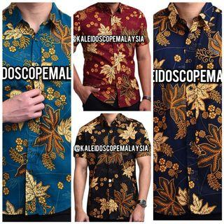 New Men's Batik Collection