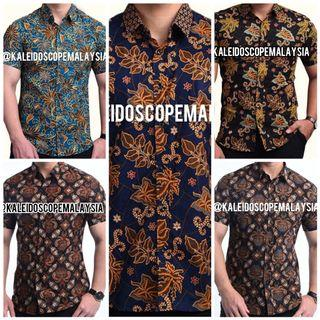 🇲🇾 Malaysian Batik Shirt for Men