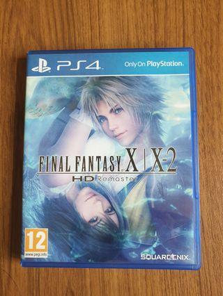 PS4 Final Fantasy X / X-2 HD Remastered
