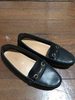 CLN BLACK LOAFERS