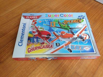 Disney Planes Puzzles (2 x 20)