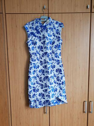Love and Bravery Cheongsam Dress