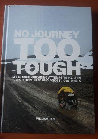 🚚 No Journey Too Tough by Dr William Tan