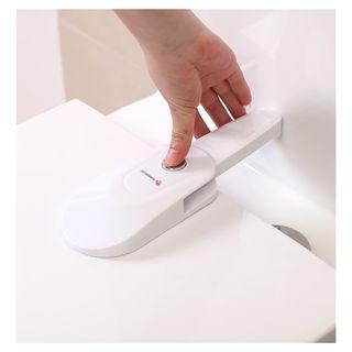 BN - Baby Home Safety Toilet Bowl Lock