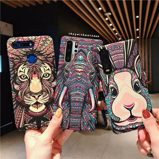 Tribal Animal Glow Huawei P30 Lite / Mate 20 Pro casing