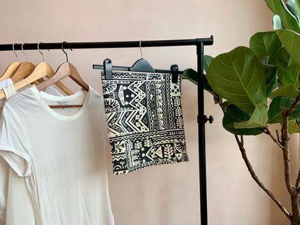 🚚 Zara Bohemian Skirt