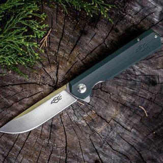 Ganzo Folding Knife_D2 Blade_G10 Handle (Model no.: FH11-GB)