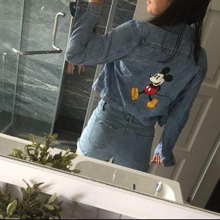 Cotton On Disneyland Denim Jacket