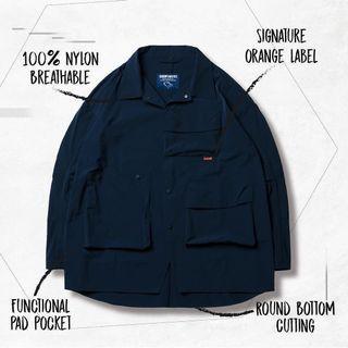 【1號】Goopi GOOPiMADE® FTN Military Shirt