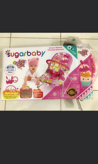 Bouncer Sugar Baby Like New!!!
