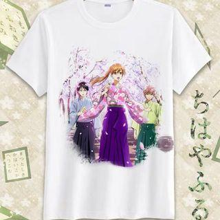 Chihayafuru Short Sleeve & Long Sleeve T-shirts