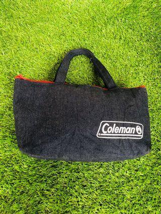 Authentic Preloved Coleman Mini Tote Bag