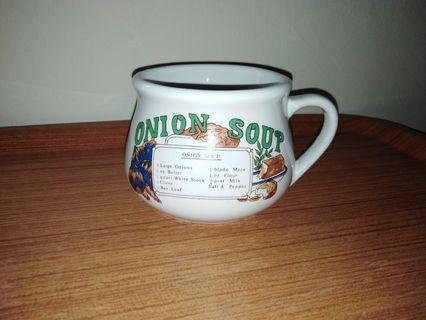 Onion soup Mug