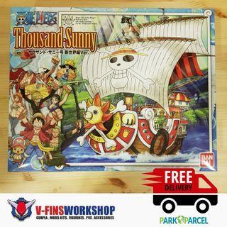 One Piece Thousand Sunny Model Kits