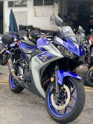 Yamaha YZF-R3 For Sale