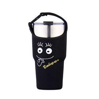 泡泡先生飲料杯提袋 冰壩杯提袋