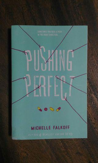 Pushing Perfect by Michelle Falkoff