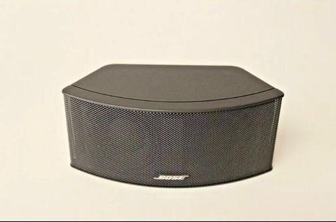 Bose Jewel Cube Speakers 5 pieces for Lifestyle or any other tube Pioneer Sony Nad Jamo Sonos Cambridge Yamaha castle Howard Denon Harmon Kardon JBL home theatre system amplifier