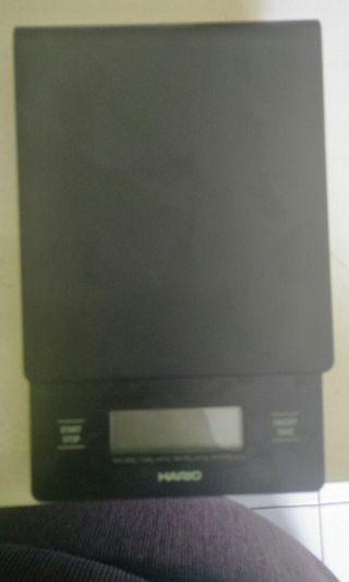 Hario V60 Drip Scale Digital Scale