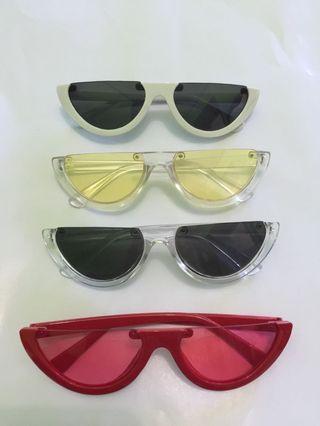 Sunglasses / kacamata kekinian