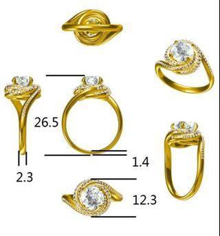 🚚 Ring Customisation Service