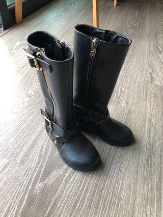 Girls size 8us Michael Korrs high boots