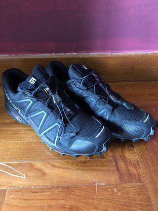 Solomon speedcross 4 trail running shoe