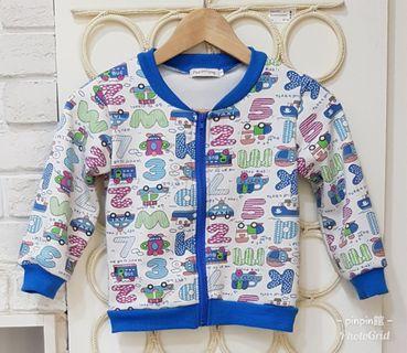 《PinPin館》>童裝  外套 內刷毛 2件150元