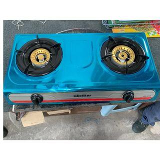 Gas Stove 2 burner 100mm x 120mm 0110F60834